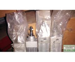 Пневматические цилиндры  SMC новые