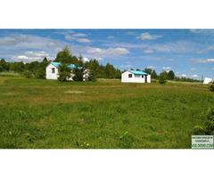 Продам три дома с участком 35 соток.Респулика Карелия,Олонецкий р-н,д.Кукшегоры